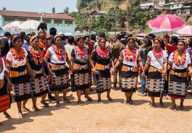 Aoling Festival Nagaland