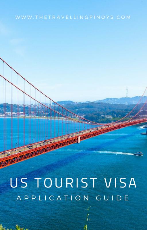 US TOURIST VISA FOR FILIPINOS