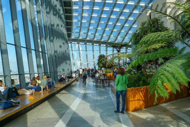 london sky garden things to do in london