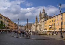 Piazza Navona things to do in rome