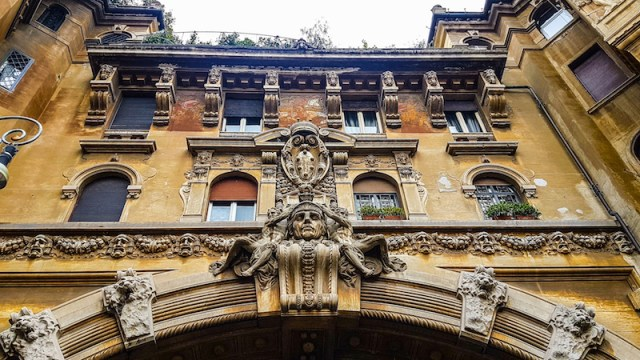 Quartiere Coppede rome