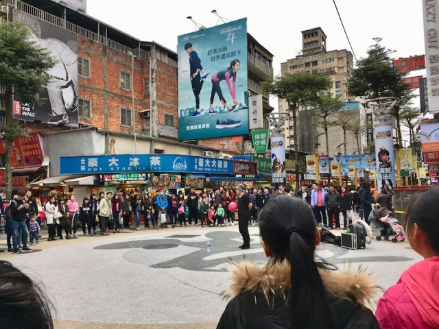 ximending district free things to do in taipei
