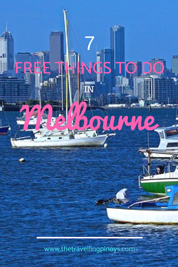 7 Free Things To Do In Melbourne Australia   Melbourne Australia Travel   Travel Tips Budget   Best Budget Travel Tips   Travel On A Budget   #budgettravel #traveltips #tips