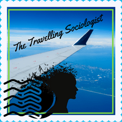 The Travelling Sociologist, logo