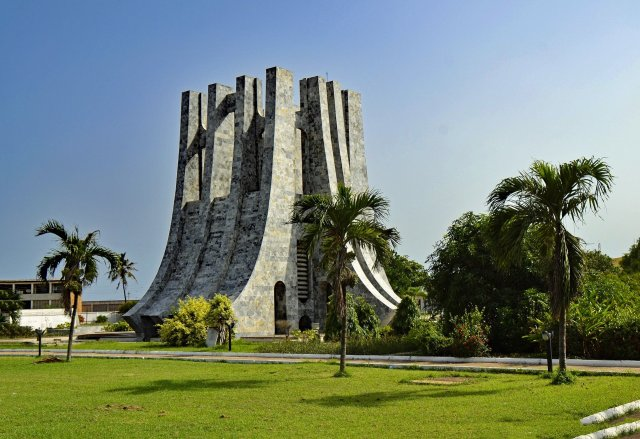 Ten things to do in Accra, Ghana - visit the Kwame Nkrumah Mausoleum