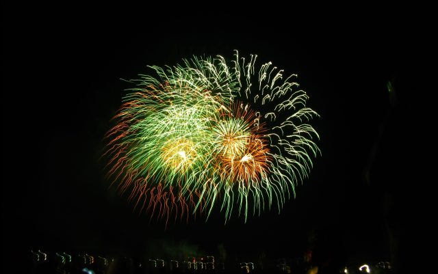 Celebrate Canada Day in Ottawa with fireworks