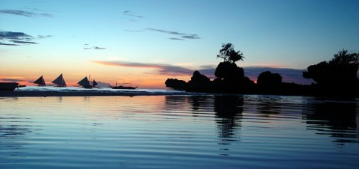 Willy's Rock at Boracay