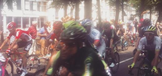 Tour de France in Utrecht