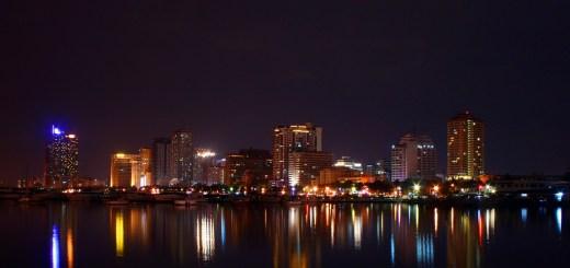 Backpacking Manila