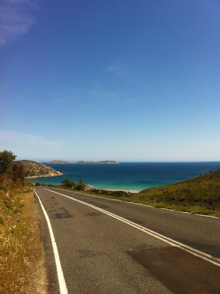 Backpacking in Wilson's Promontory