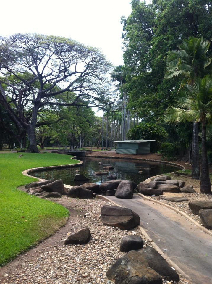 Botanical Gardens in Darwin