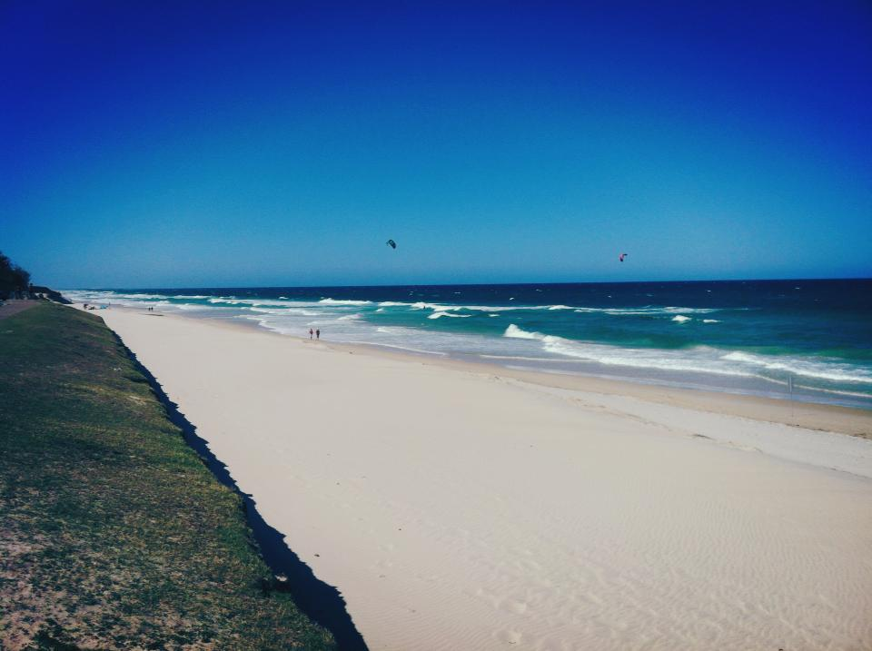 Backpacking On The Glorious Gold Coast The Travelling Tom