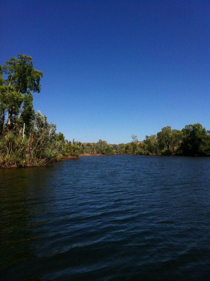 Backpacking Northern Territory