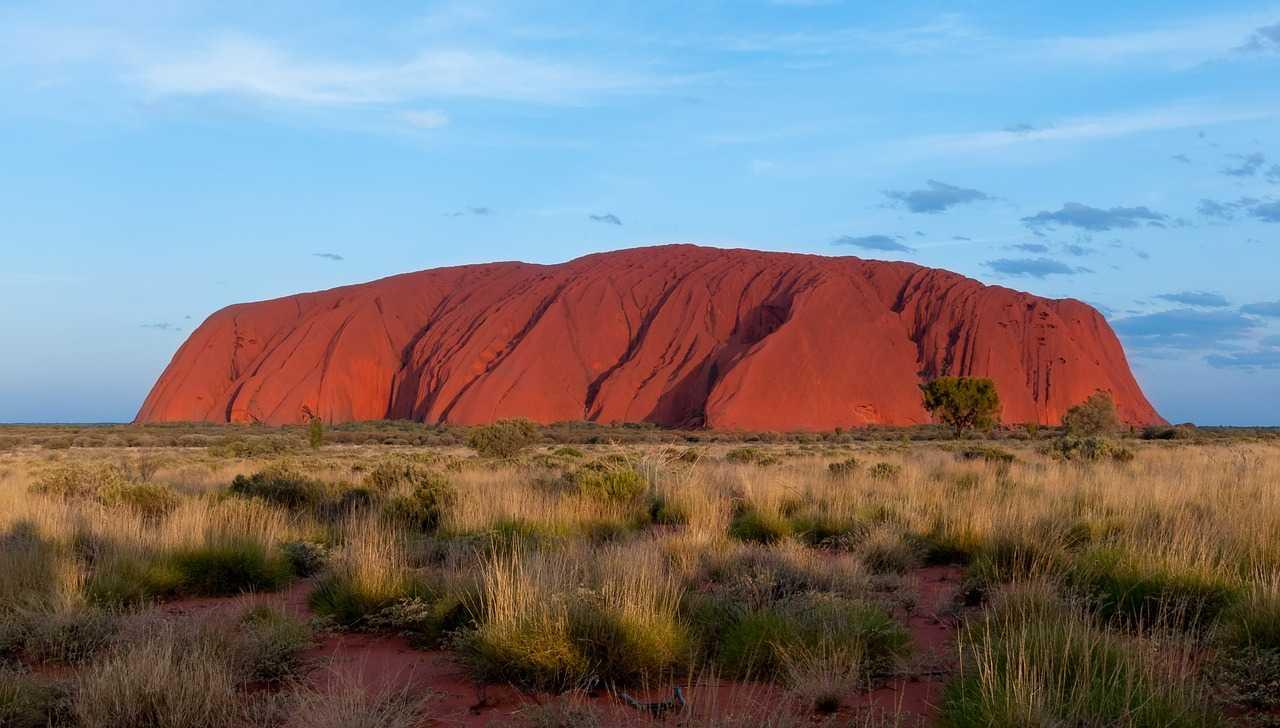 Visit Uluru: Australia's Natural Wonder