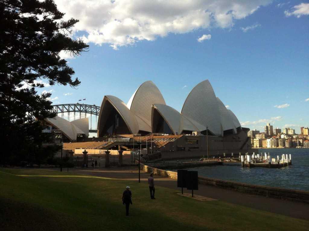 Sydney Opera House Rocks