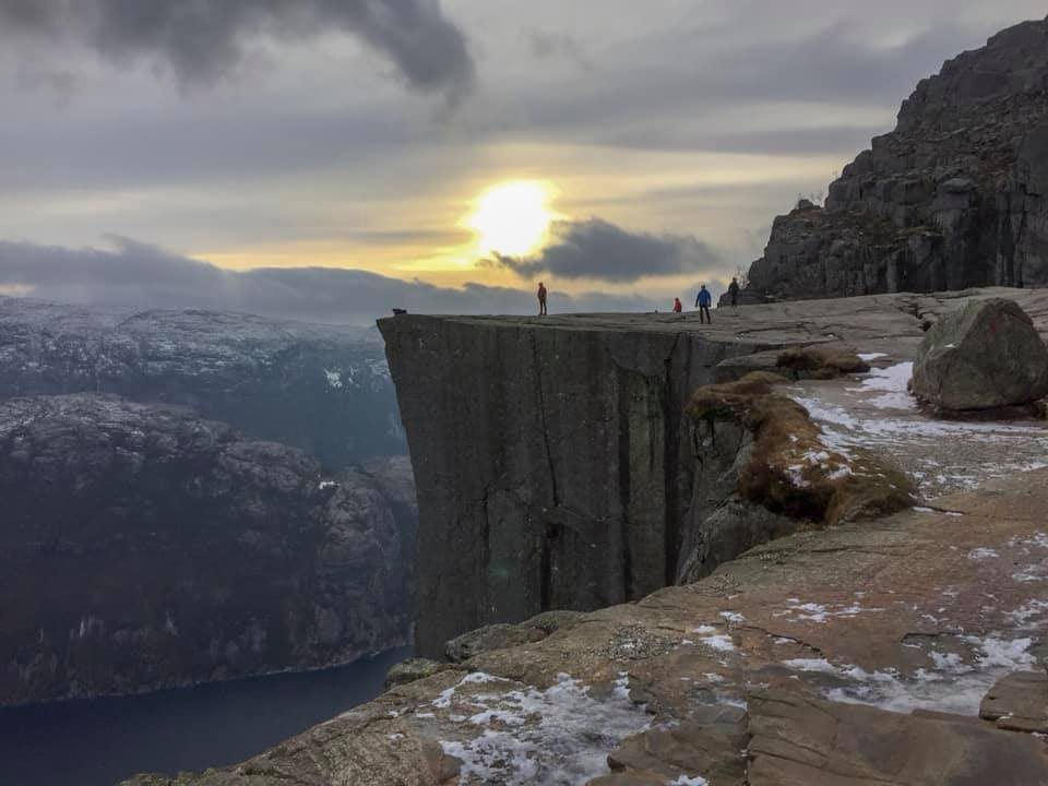Preikestolen Hike (How To Get To The Top + USEFUL Tips