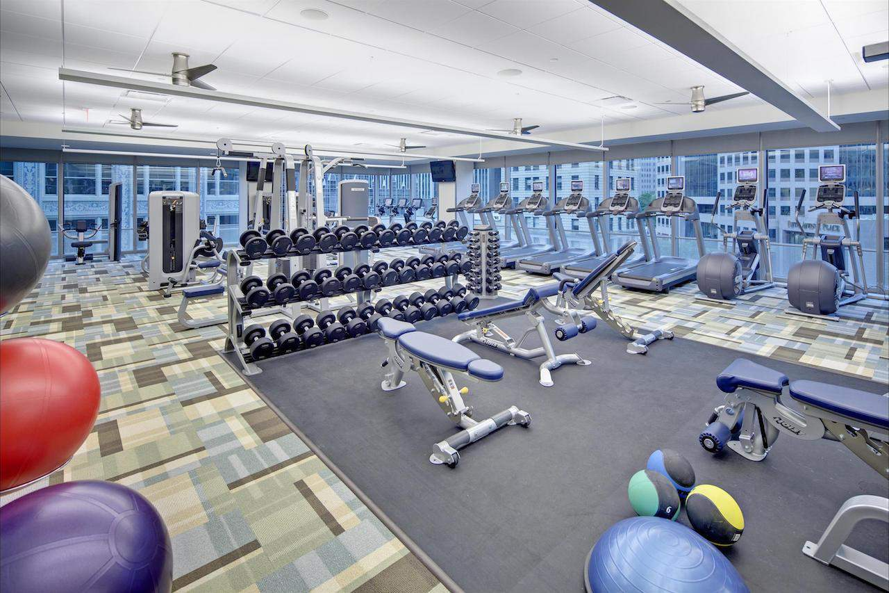 Fitness Centre Fairmont Pittsburgh  Hotel Review: Fairmont Pittsburgh, USA Fitness Centre Fairmont Pittsburgh