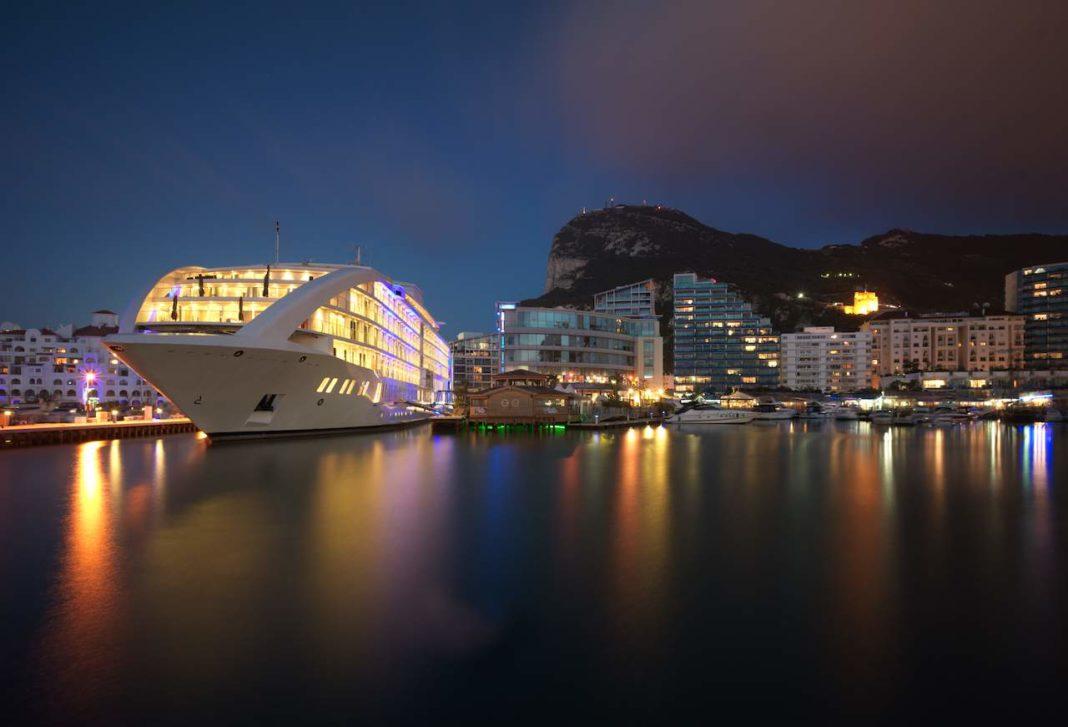 Hotel Review Sunborn Super Yacht Gibraltar