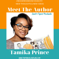 Meet the Author: Tamika Prince