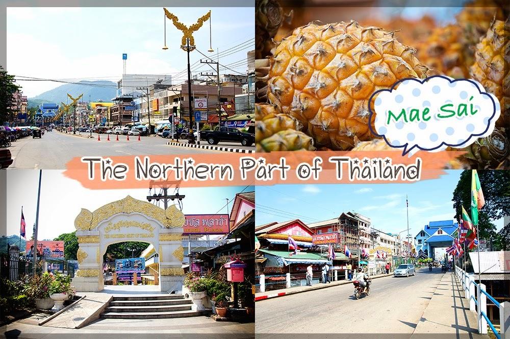 【泰國 • 清萊】泰國最北點:美塞 + 緬甸小冒險