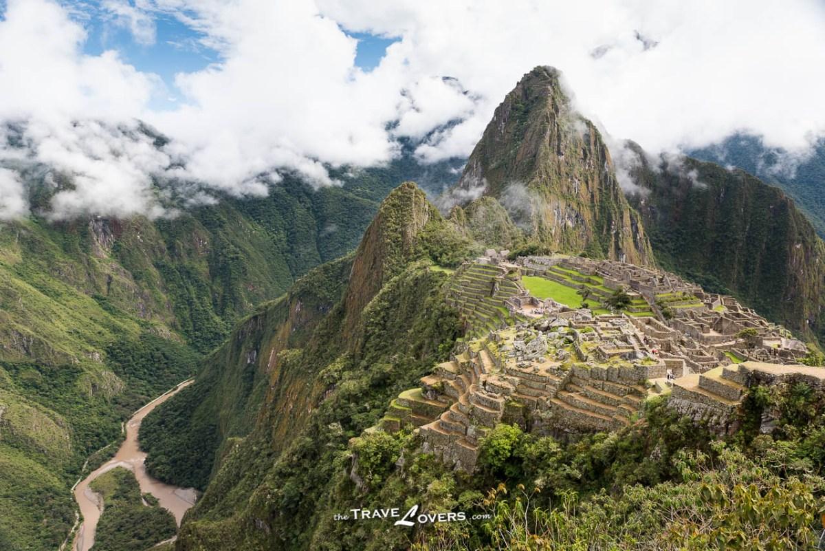 【秘魯】Machu Picchu 馬丘比丘 (上)-沉睡四百年的天空之城