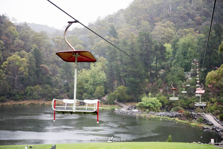 Cataract Gorge Chair Lift