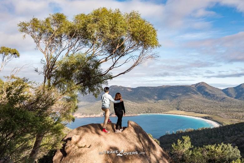 Tasmania Wineglass Bay
