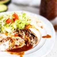 Beef Burrito Recipe