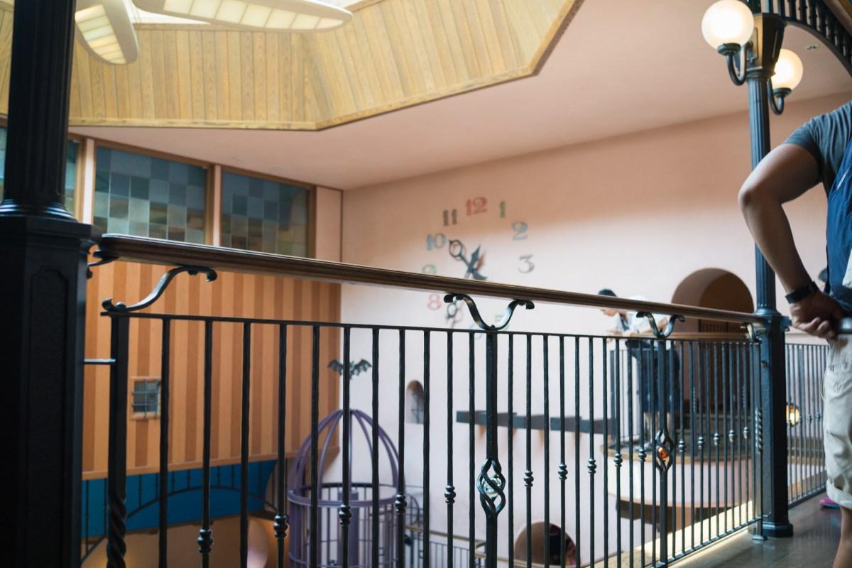 Inside of Ghibli Museum