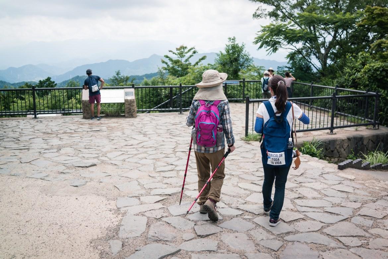 Summit of Mt. Takao
