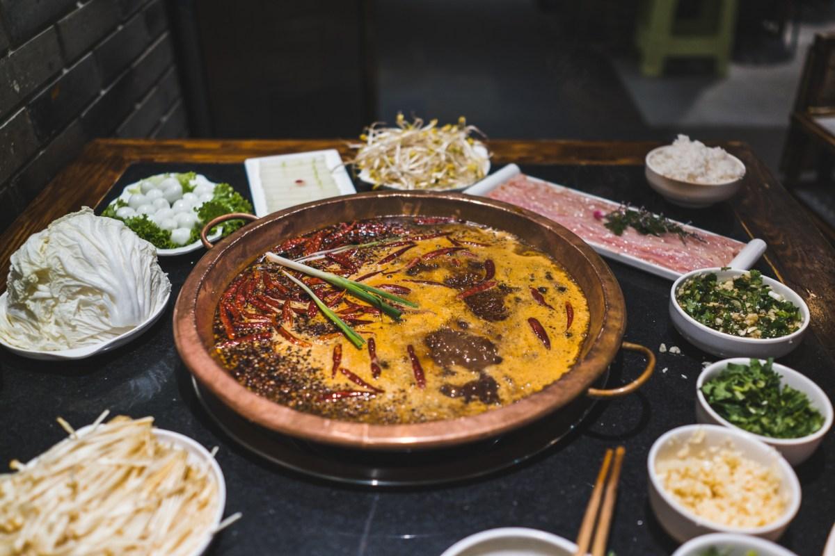 Chengdu Sichuan Hot Pot