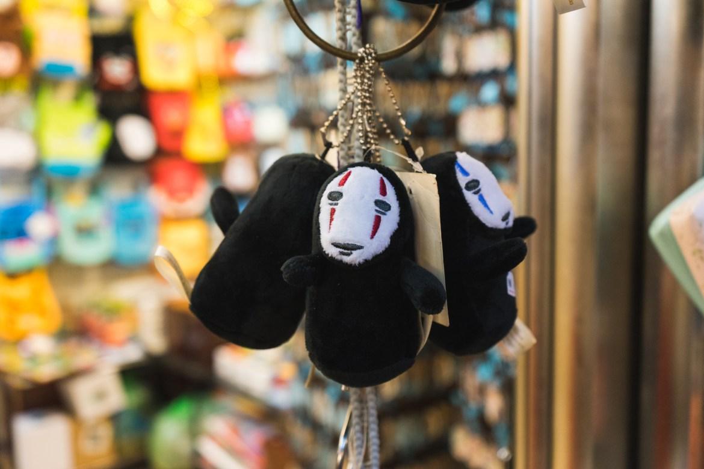 No Face Spirited Away in Jiufen Taiwan