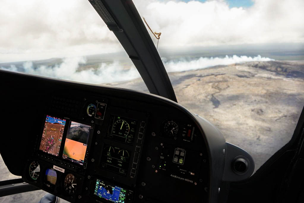 Big Island Helicopter Ride: Volcanoes, Lava and Tropical Bliss