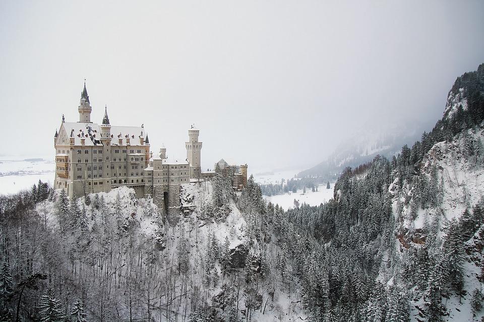 Visiting Neuschwanstein from Munich