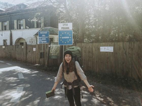 Arriving High Tatras