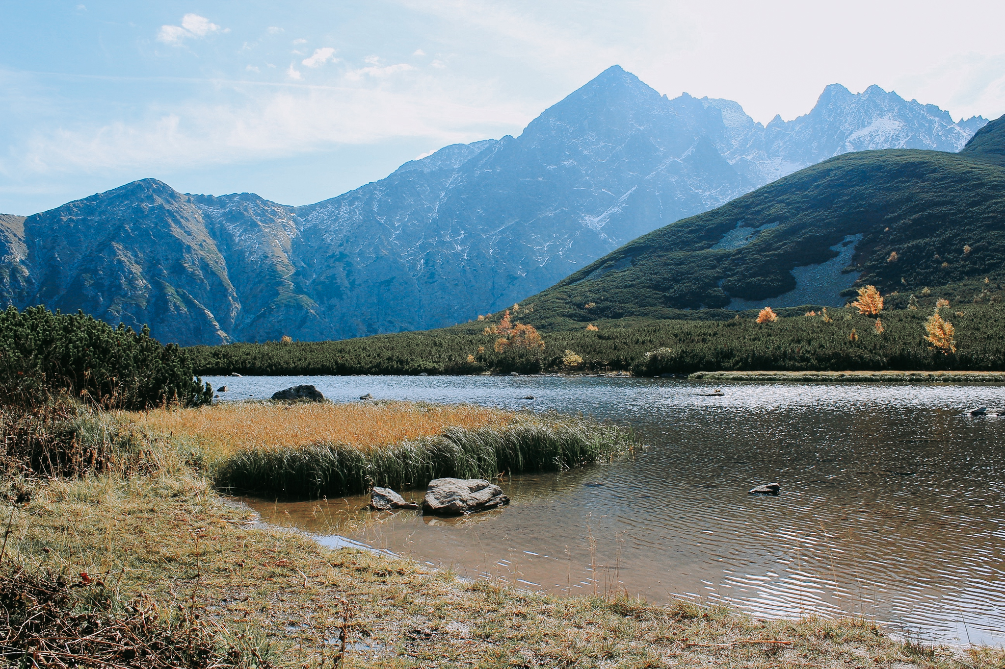 High Tatras Guide
