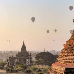 Bagan Photo Diary