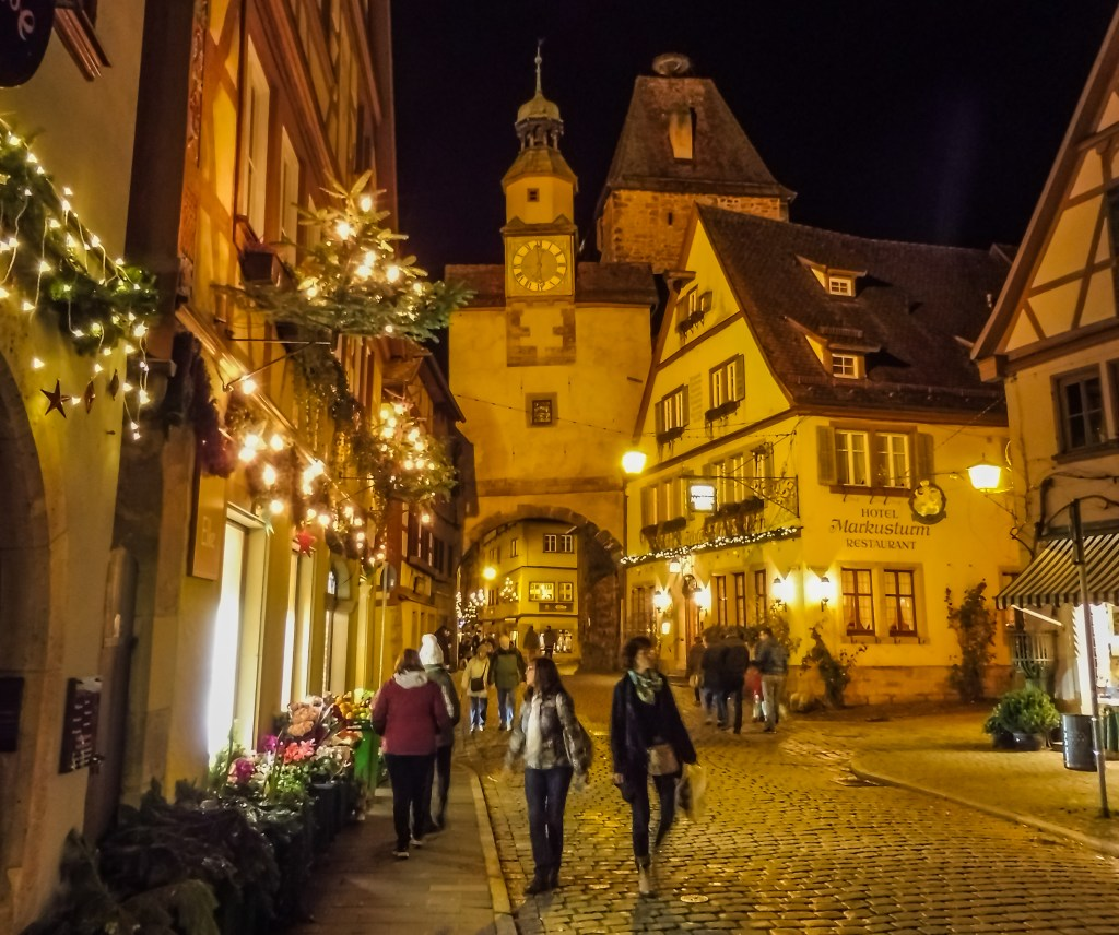 Rothenburg winter