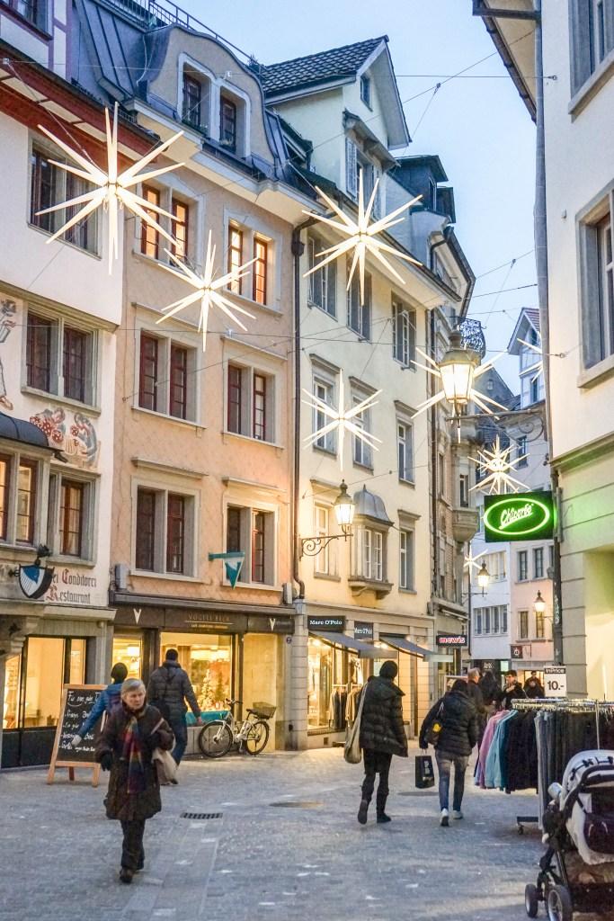 St Gallen Christmas
