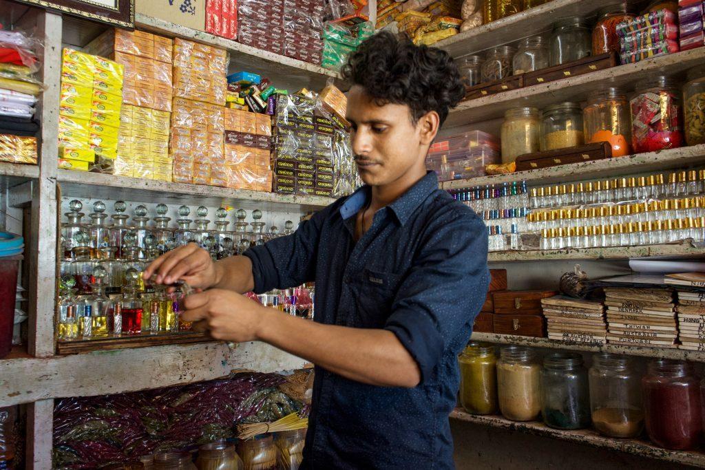 Devaraja Market Perfume
