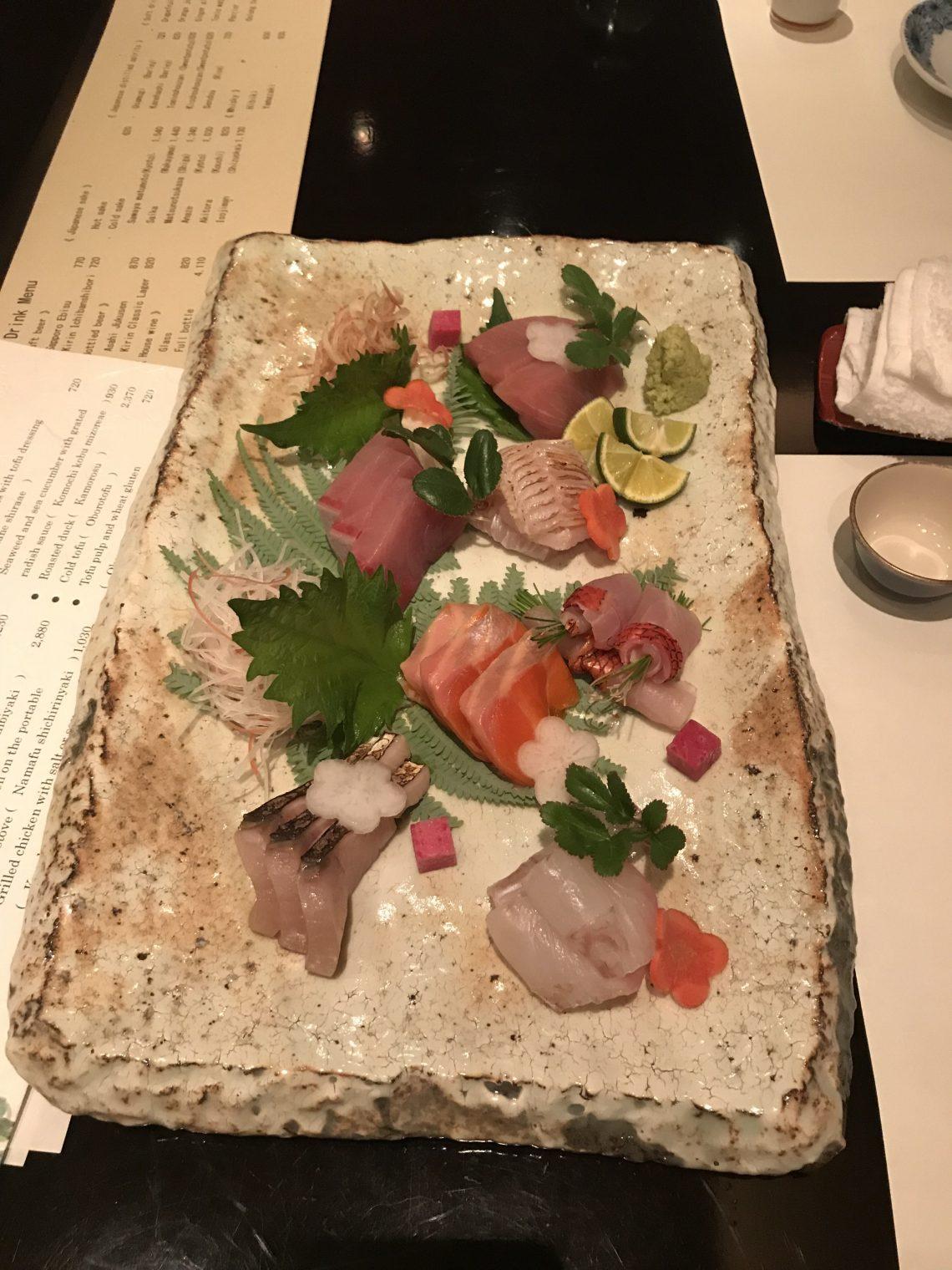 Sashimi Restaurant