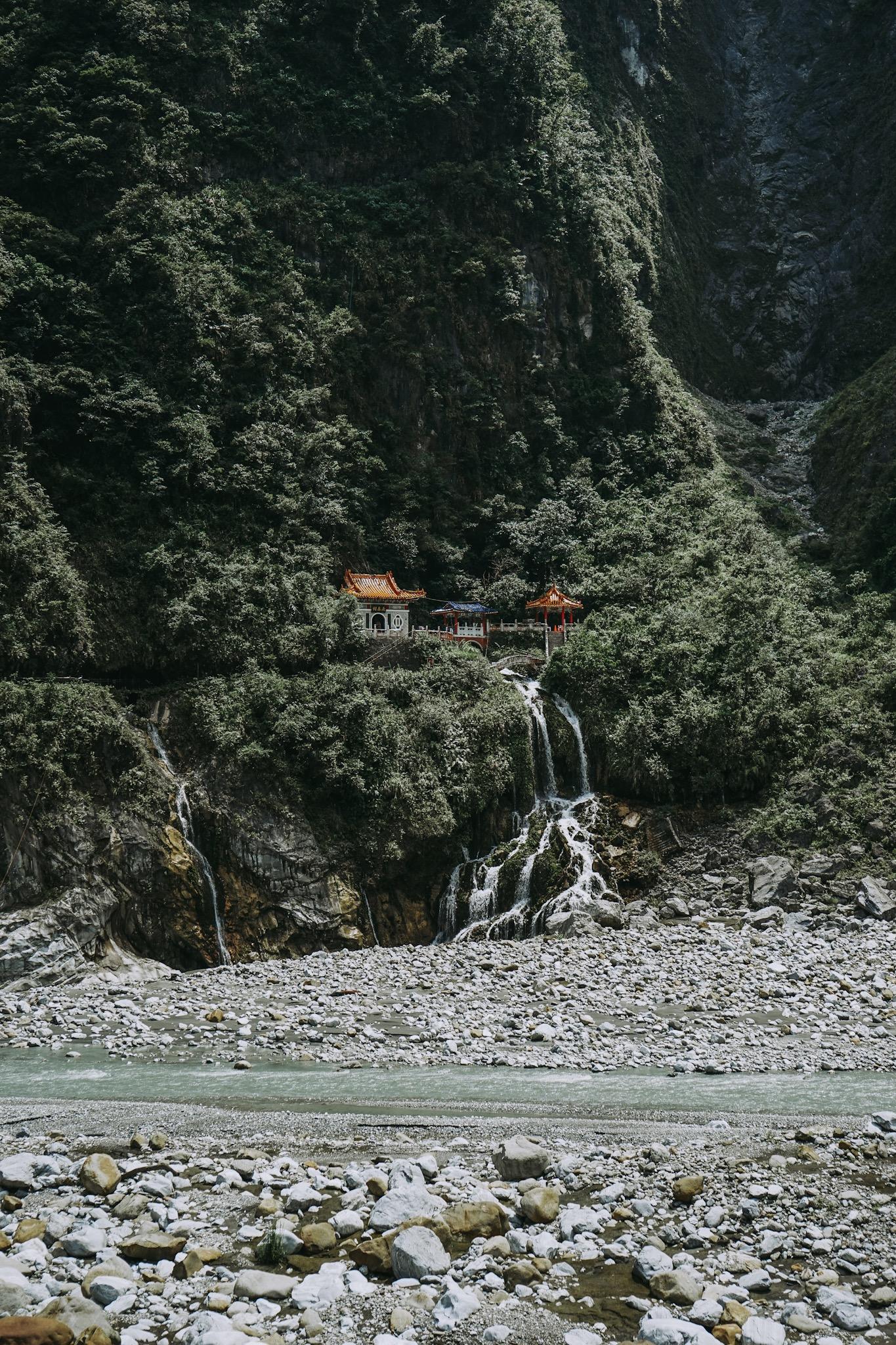 Changchun Shrine Taroko National Park