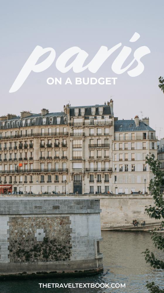 BUDGET PARIS PINTEREST