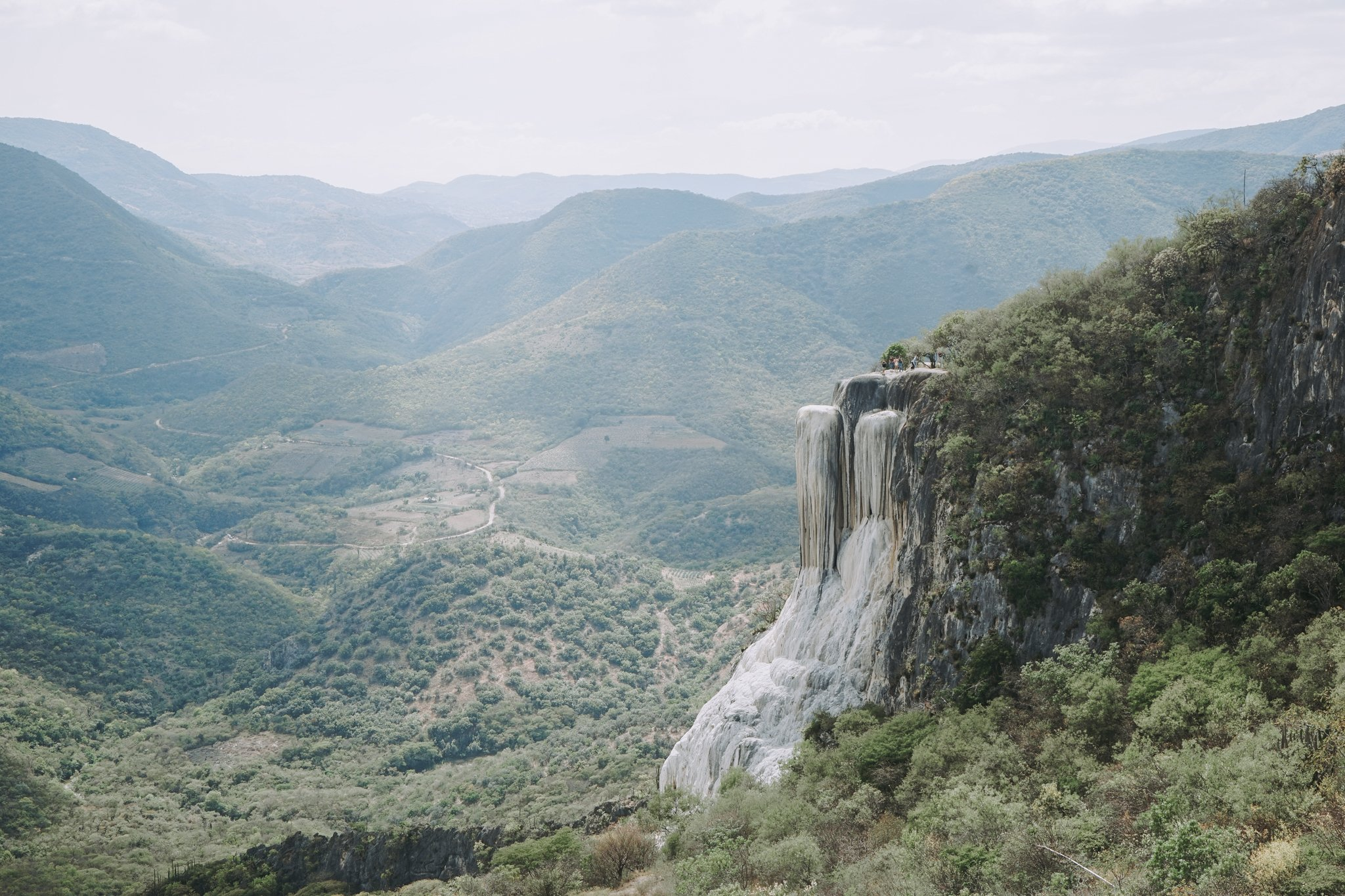 Hierve El Agua: Marvelling At Mexico's Petrified Waterfalls