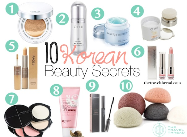 Beauty Top Products 10