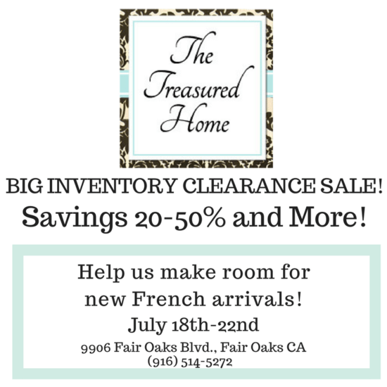 Inventory Clearance & News About Your Winning Lottery Ticket!