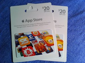 Apple cards are available in various amounts, from $25 to $2,000, and they're sent via email in a timeframe of 24 hours.