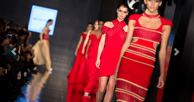The'international' status of Fashionist Evening Gowns, Wedding Dresses and Suits Fair is officially accepted by The Union of Chambers and Commodity Exchanges of Turkey