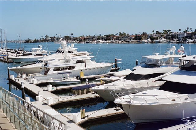 Keeping your yacht safe must be one of your top priorities.