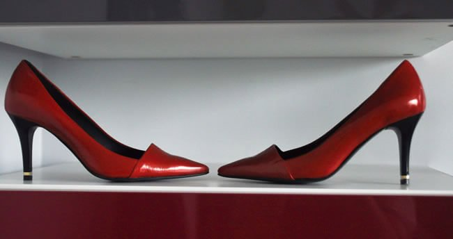 Women and shoes; this relationship is the stuff of legend.
